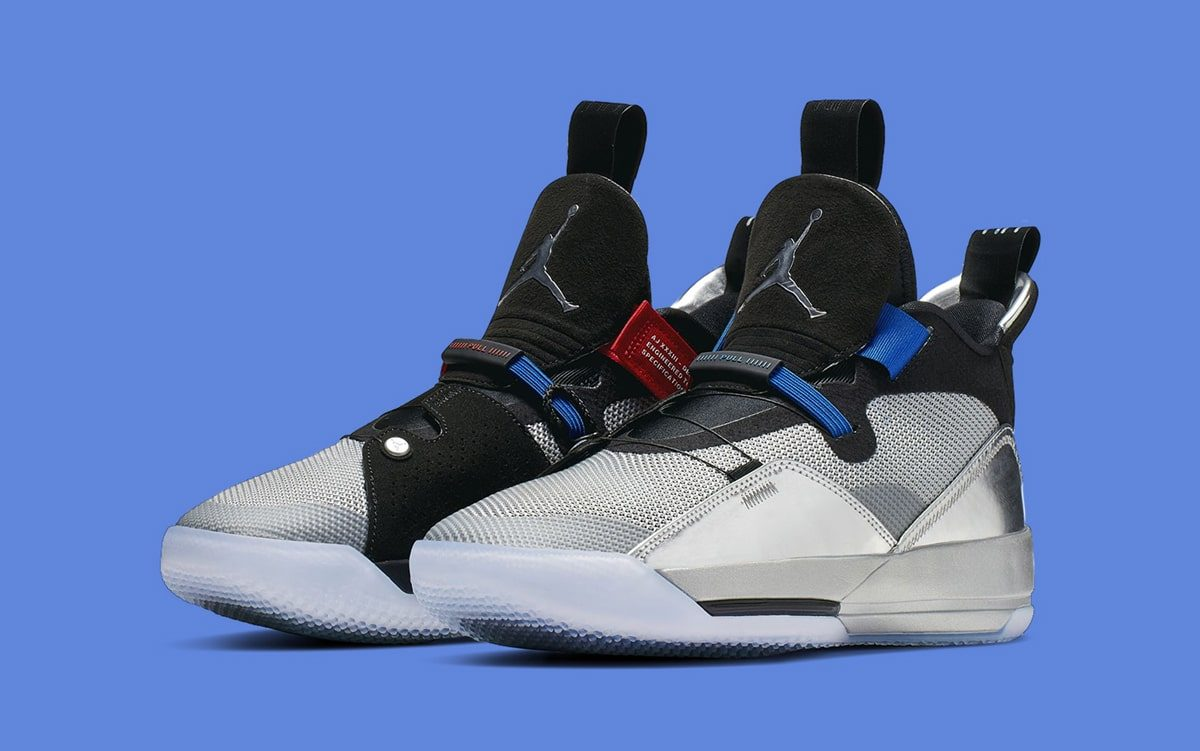 The All-Star Air Jordan 33 Releases Next Week!