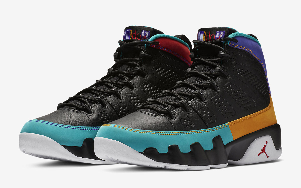 "buy popular 89d60 81a30 Where to Buy the Air Jordan 9 ""Dream It, Do It"" - HOUSE OF ..."