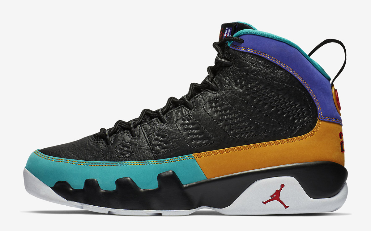 "1e1af734ea5 Where to Buy the Air Jordan 9 ""Dream It, Do It"" - HOUSE OF HEAT ..."