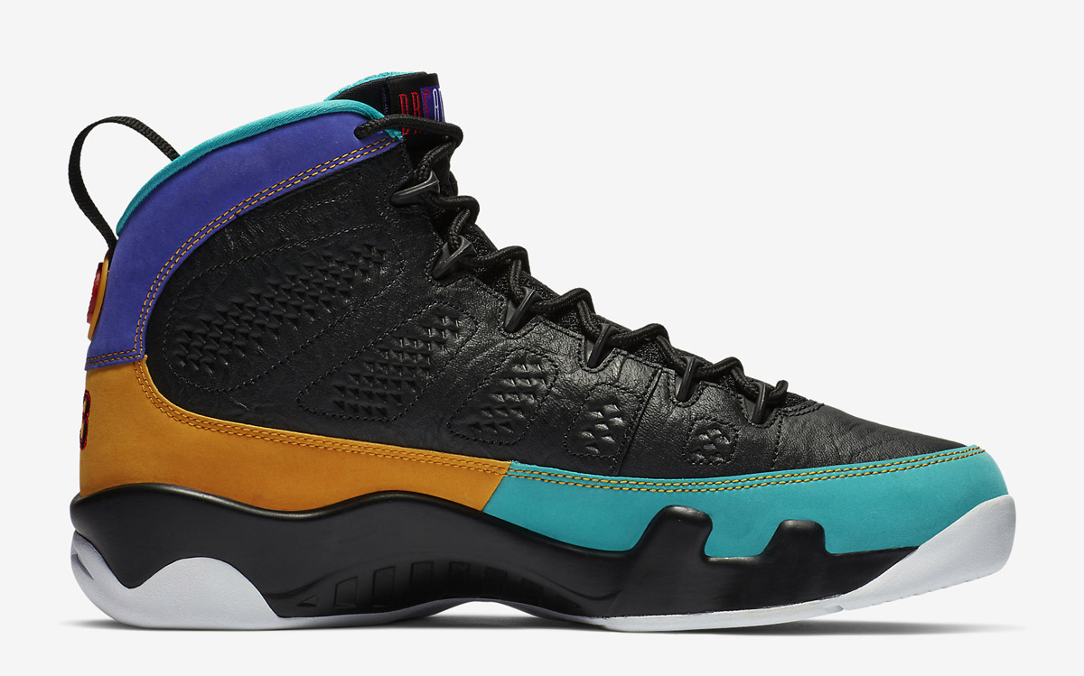 "d08827b9a28 Where to Buy the Air Jordan 9 ""Dream It, Do It"" - HOUSE OF HEAT ..."