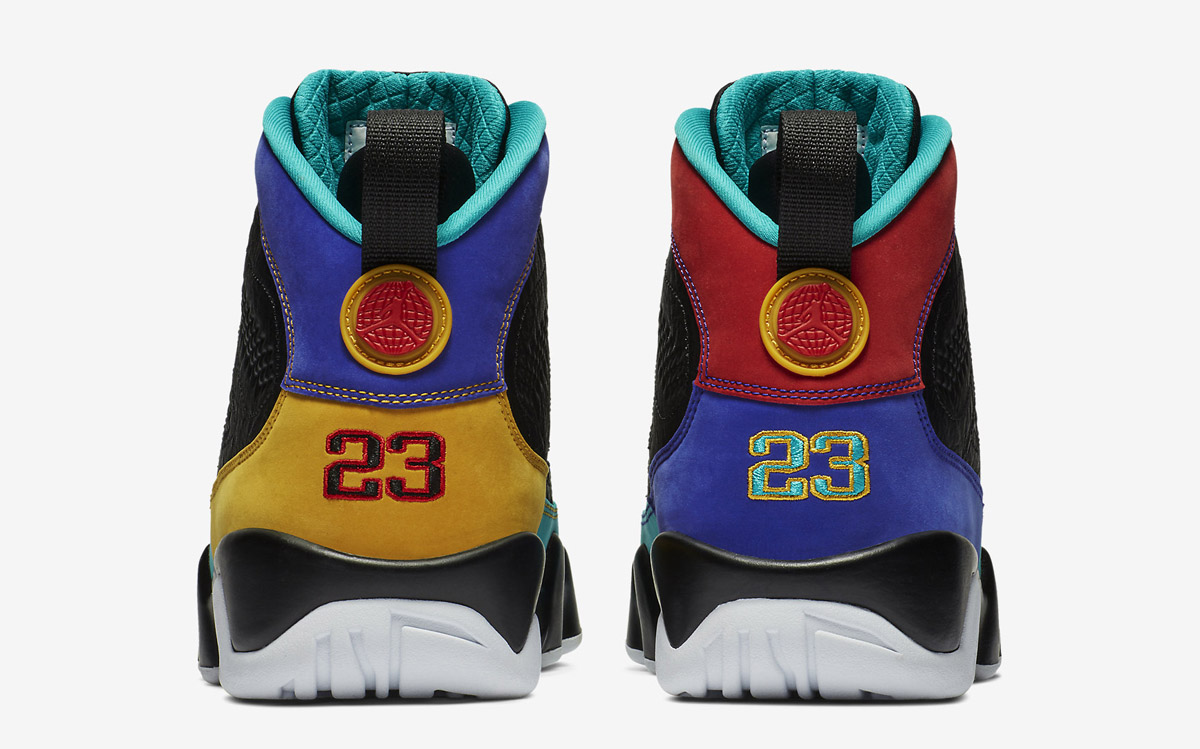 "buy popular 3b921 ebf62 Where to Buy the Air Jordan 9 ""Dream It, Do It"" - HOUSE OF ..."