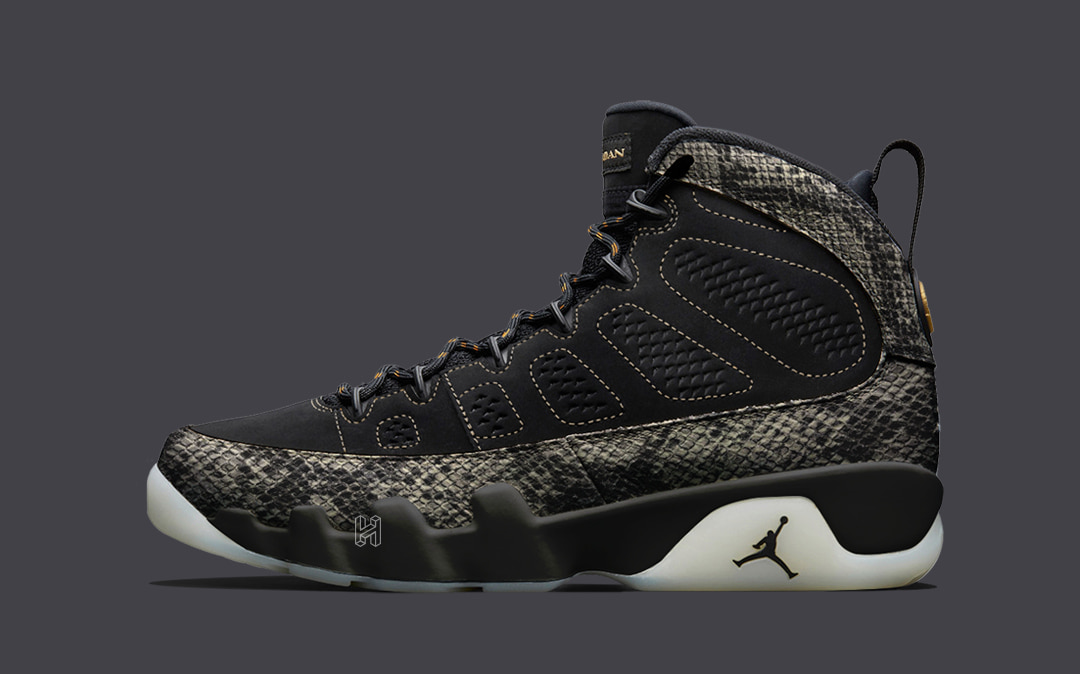 "Concept Lab // Air Jordan 9 ""Diamondback"""