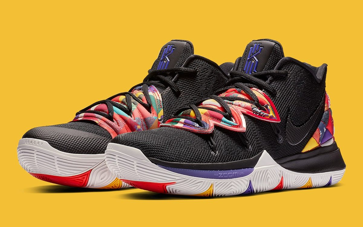 "The Nike Kyrie 5 ""CNY"" is Confirmed for Feb. 5th"