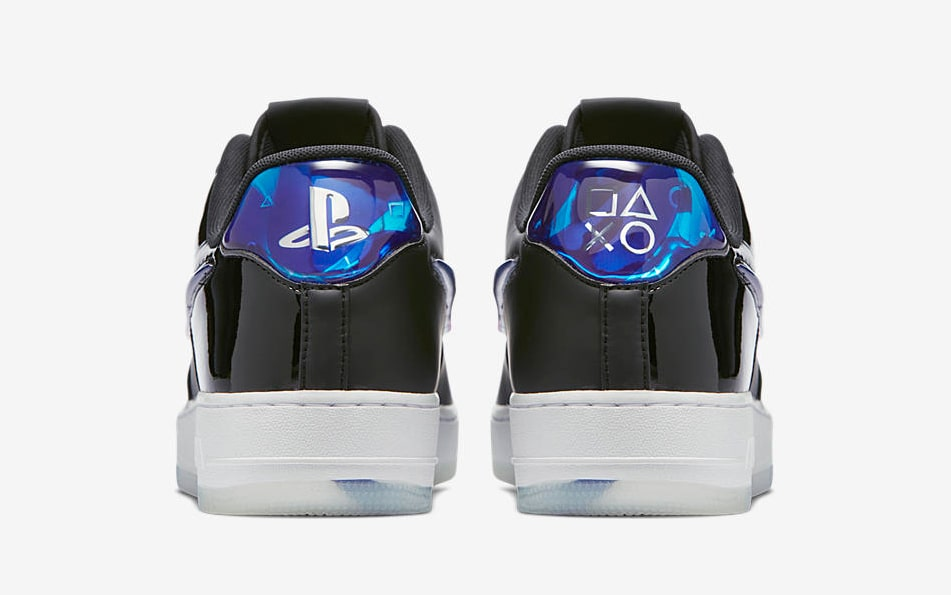 It Looks Like the PlayStation x Nike Air Force 1 is Getting a Wider Release