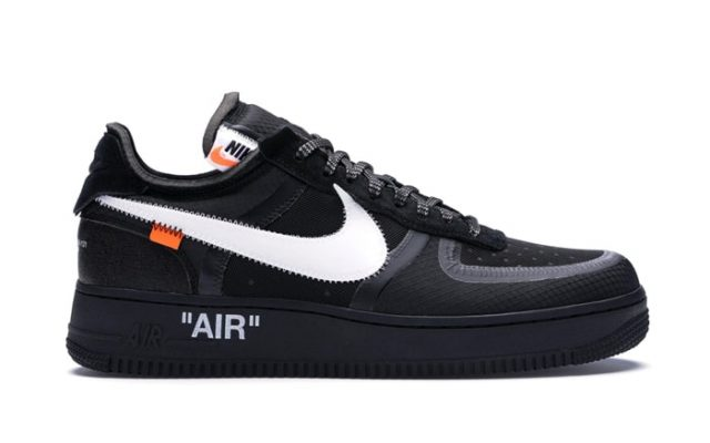 86539c19a40f OFF-WHITE x Nike Air Force 1 Low