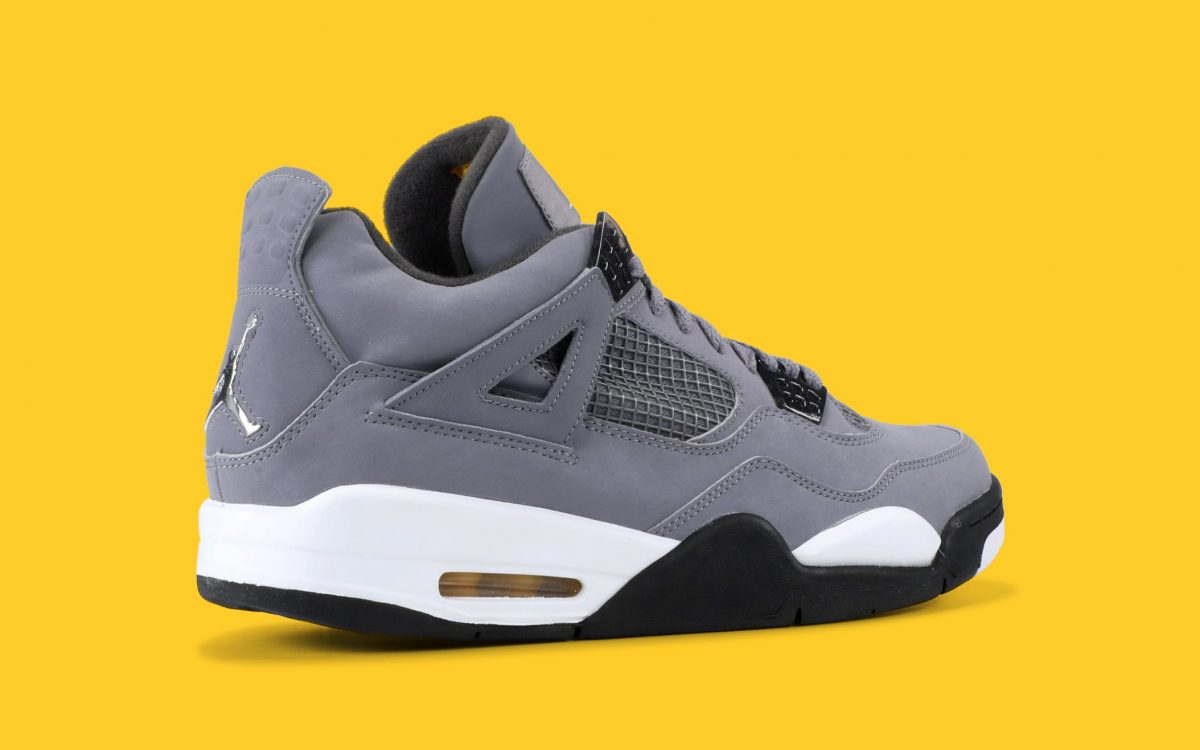 9eb578cd8654 The Air Jordan 4 Cool Grey Returns in August in Full-Family Sizing ...