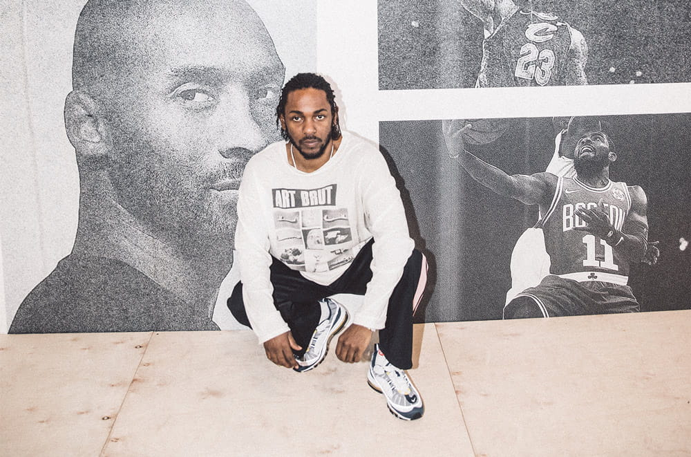 Kendrick Lamar to Release His Own Nike React Element 55 this Fall