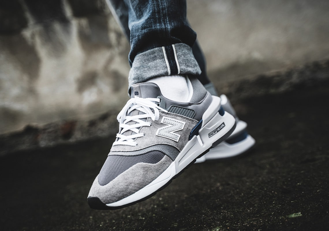 New Balance 997s Arrives Soon in its Signature Grey Colorway ...