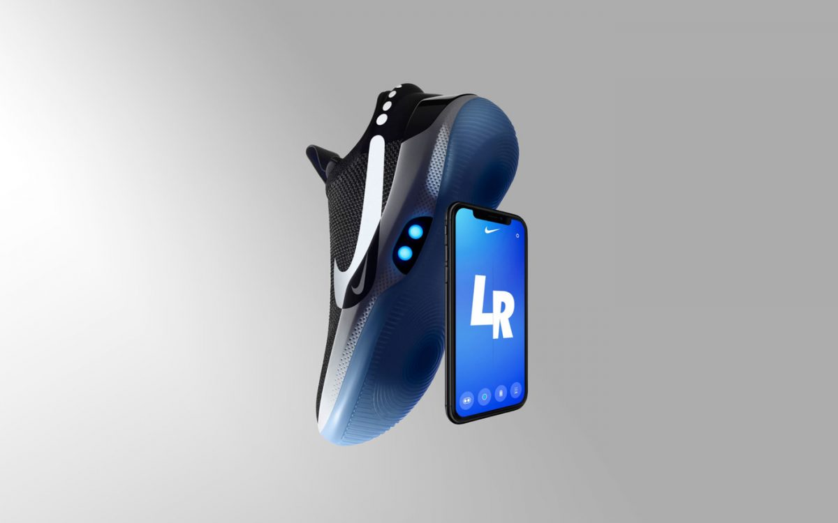 Nike's Self-Lacing Adapt BB Shoes aren't Running Well with Android Phones