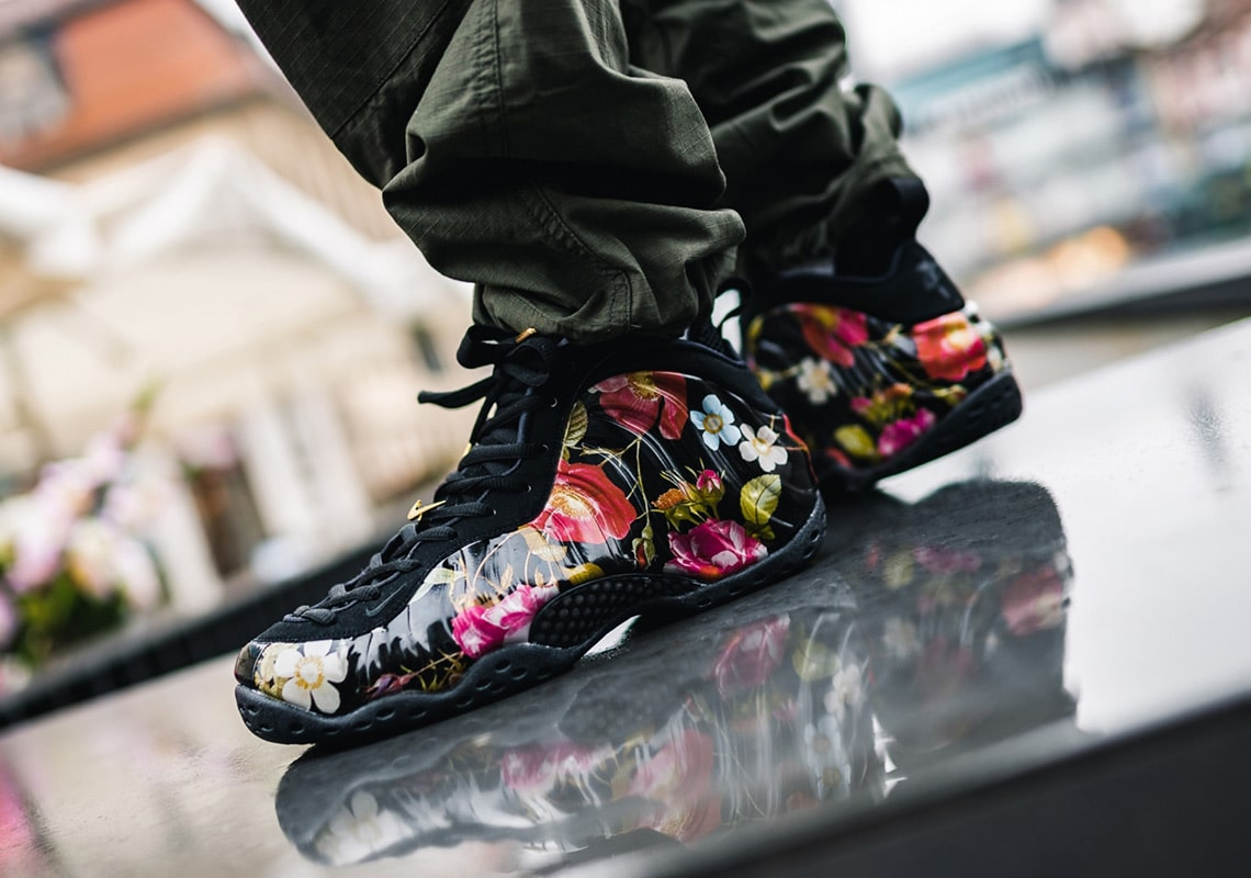"cae2ebc6745 Where to Buy the Nike Air Foamposite One ""Floral"" - HOUSE OF HEAT ..."