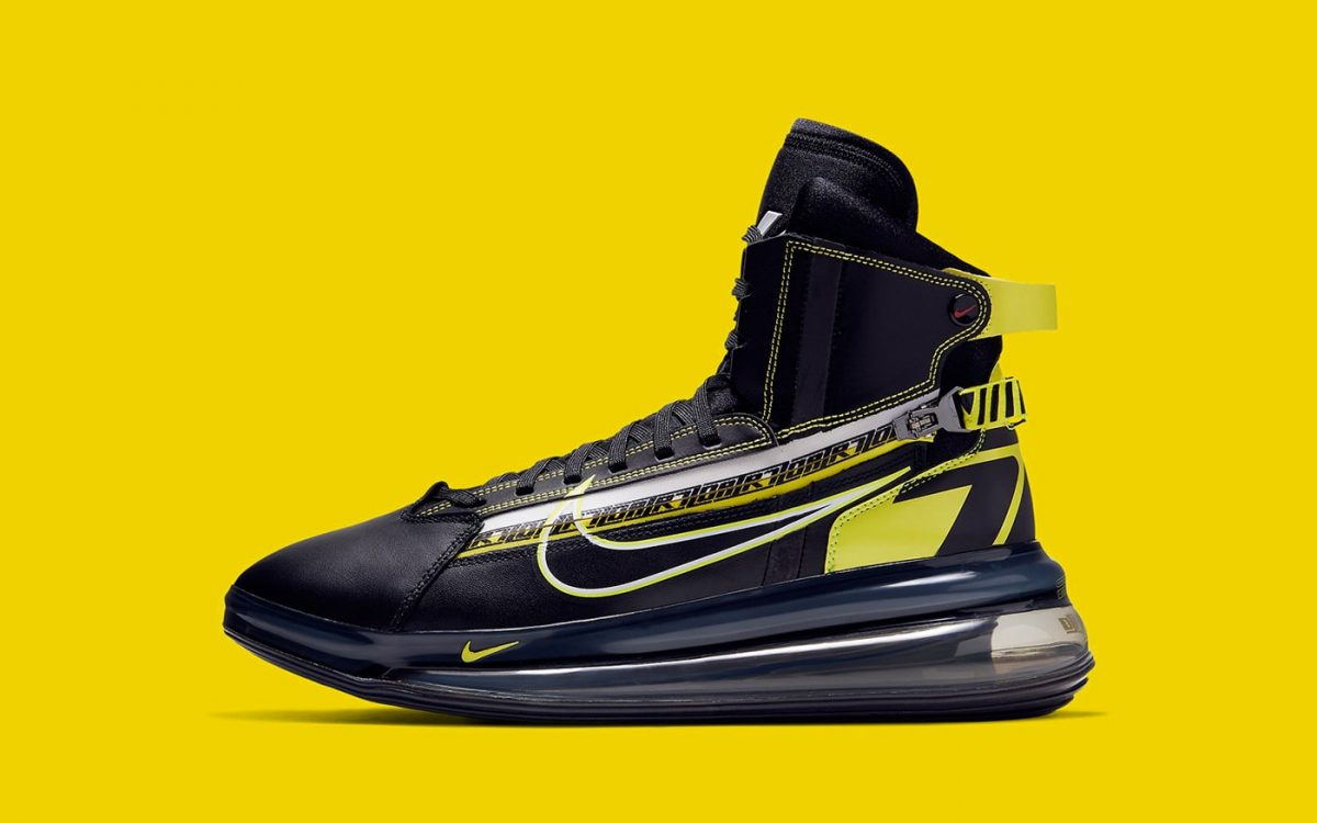 High-Cut Motorsport-Themed Air Max 720s Arrive for All-Star Weekend