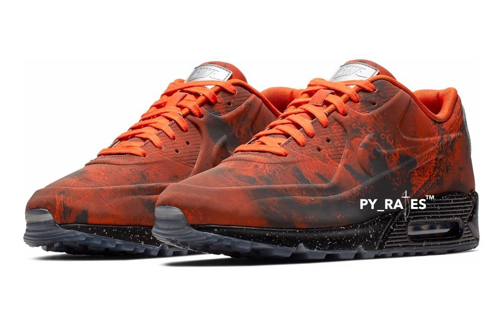 Nike are Landing the Air Max 90 on Mars this March