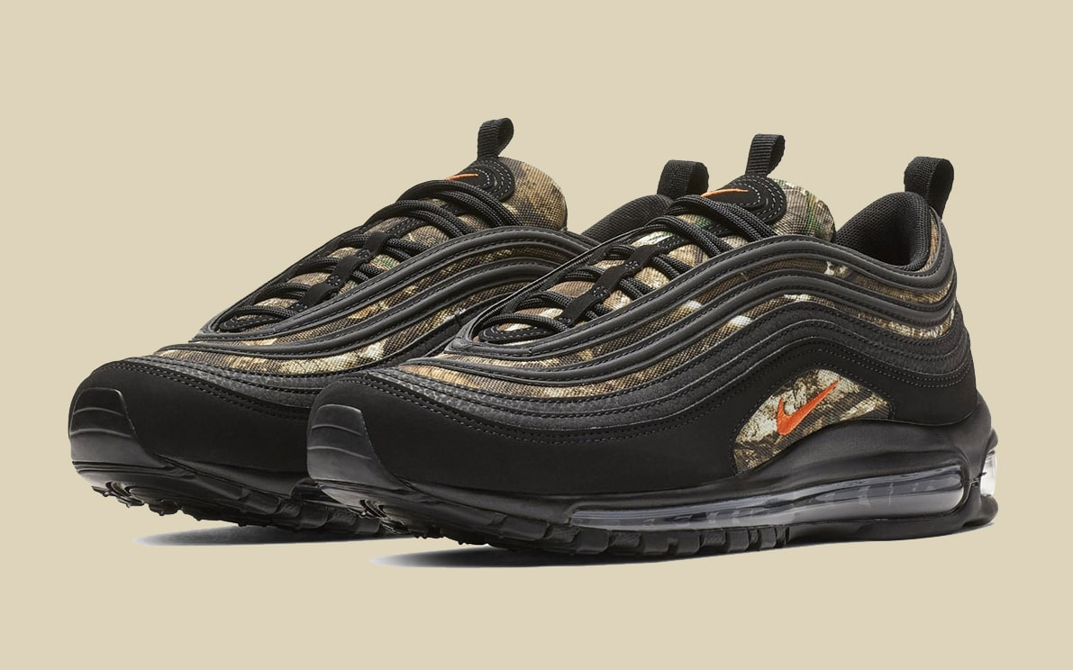 "Nike Adds the 97 to their ""Realtree"" Camo Collection"