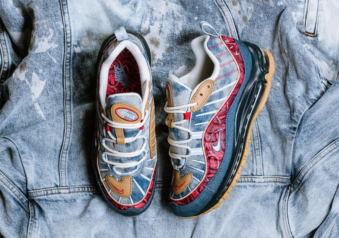 The Nike Air Max 98 Heads to the Wild West