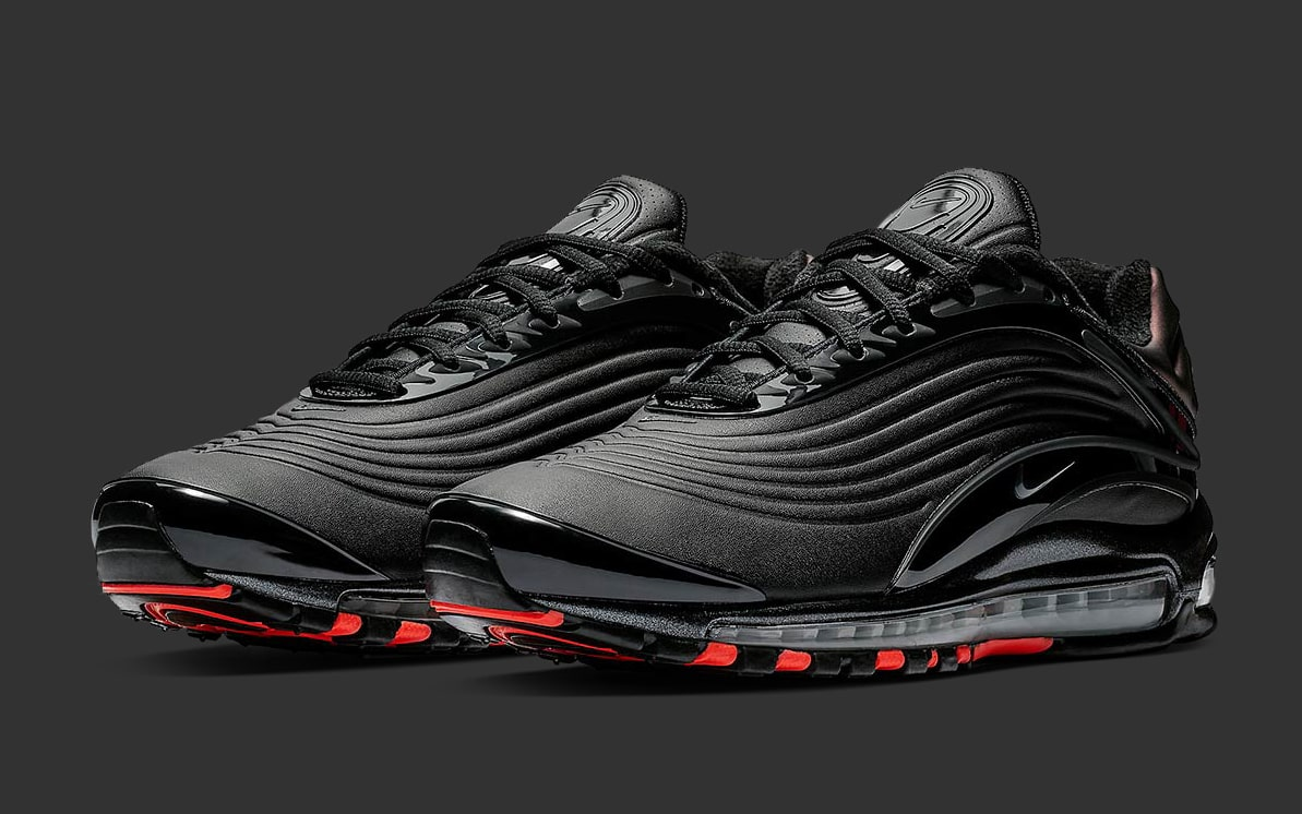 "cheap for discount 59c8e a7f0d Available Now    Nike Air Max Deluxe ""Bred"""