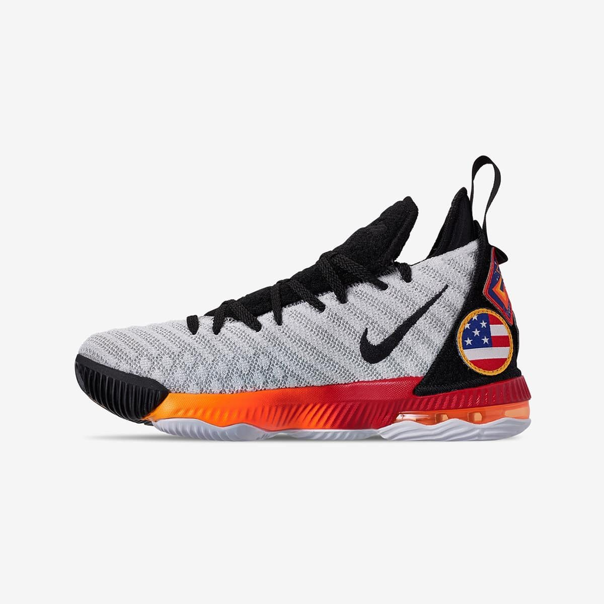 22060a1aa6c LeBron s Latest Sneaker Arrives in a Space Travel Theme - HOUSE OF ...