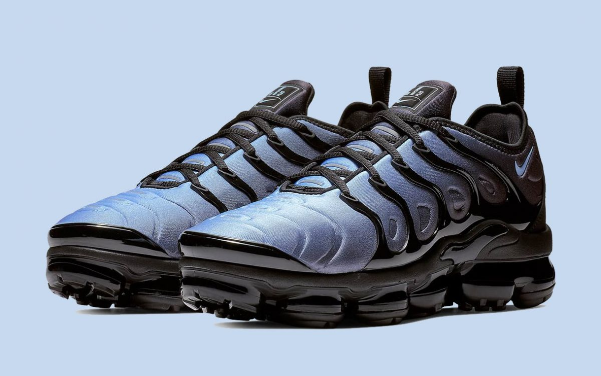 "Nike Vapormax Plus Arrives in ""Aluminum"" Next Month"
