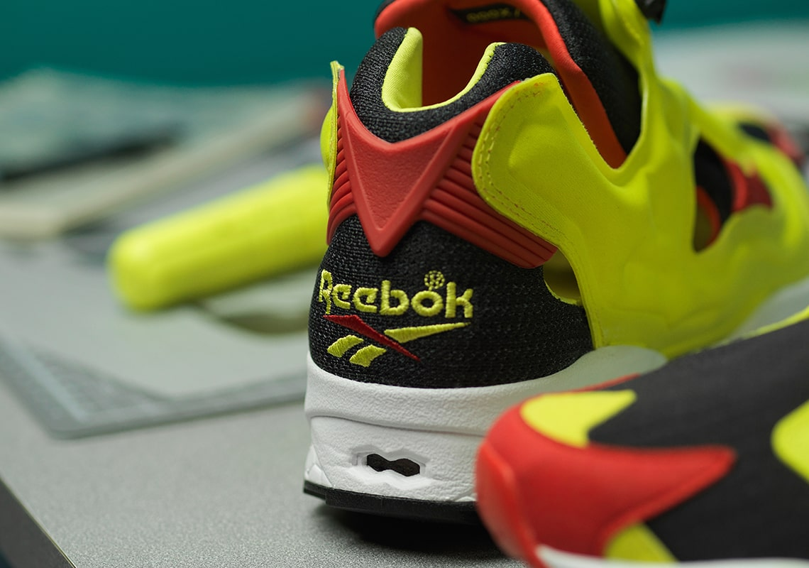 43877f9dbbdee3 Reebok is Celebrating the Instapump s 25th Bithday with a Retro of ...