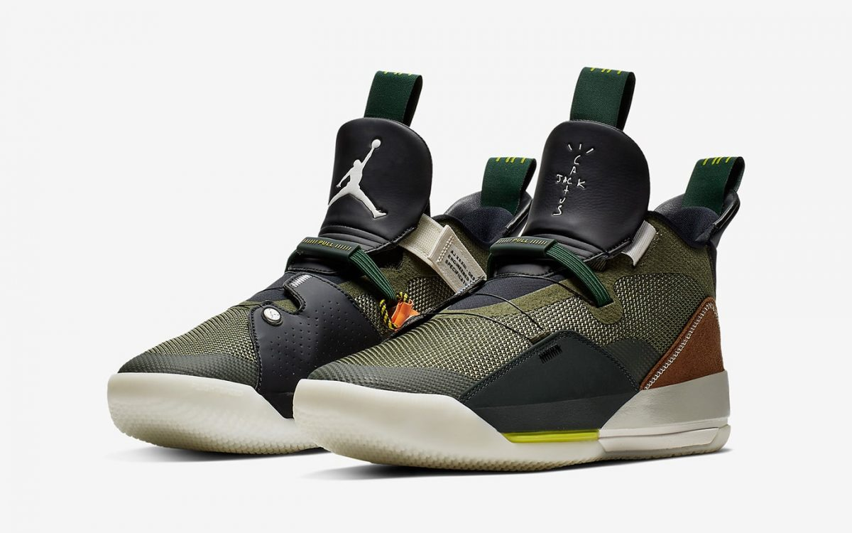 Where to Buy Travis Scott x Air Jordan 33 NRG