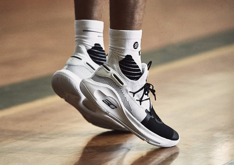 Steph's New Curry 6 Colorway Inspired by his Ink