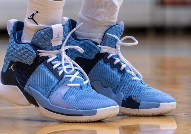 Jordan Brand Colleges Reveal Their Why Not Zer0.2 PEs