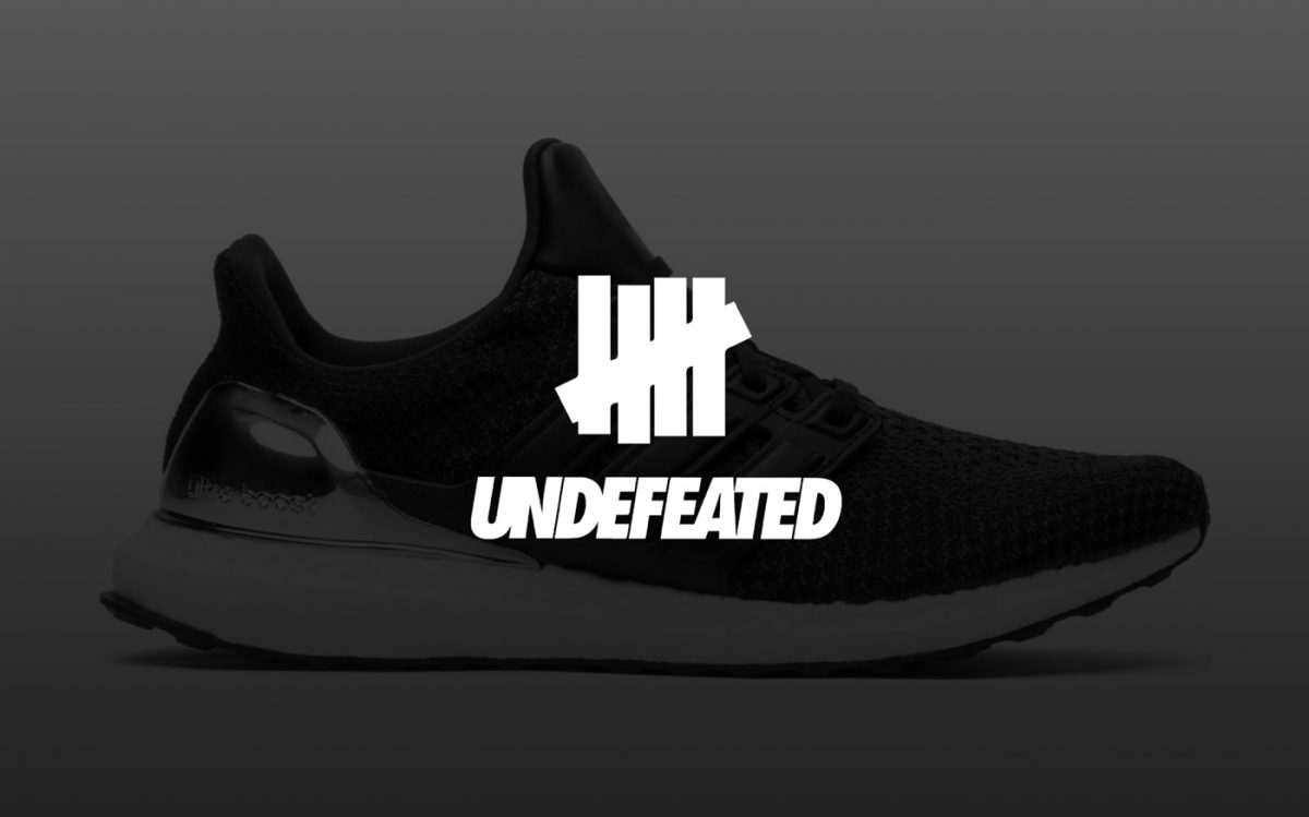 Undefeated to Release Another Ultra BOOST in 2019