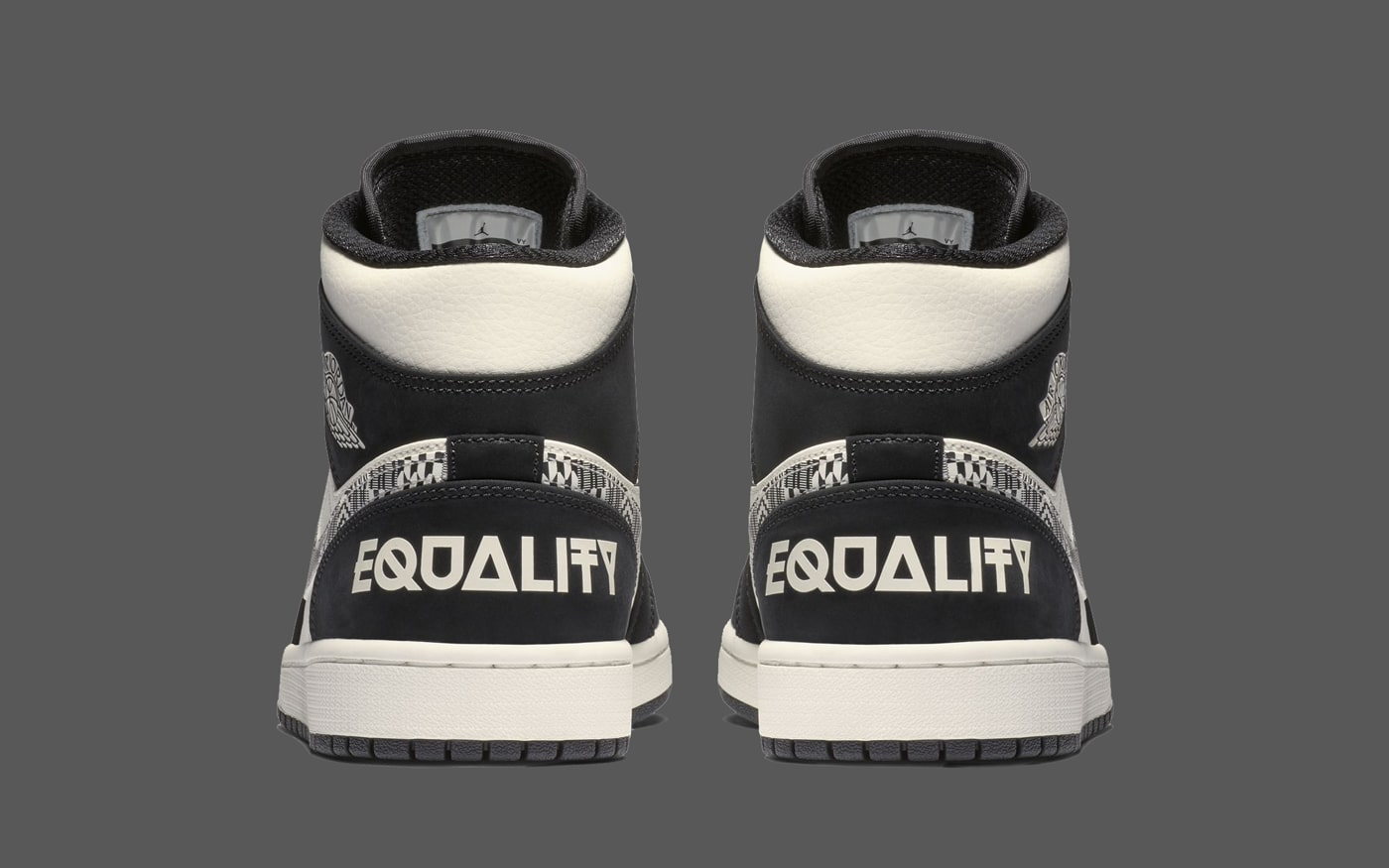 7268e2ac2bcb12 Jordan Brand Give the Jordan 1 Mid an Equal Opportunity - HOUSE OF ...