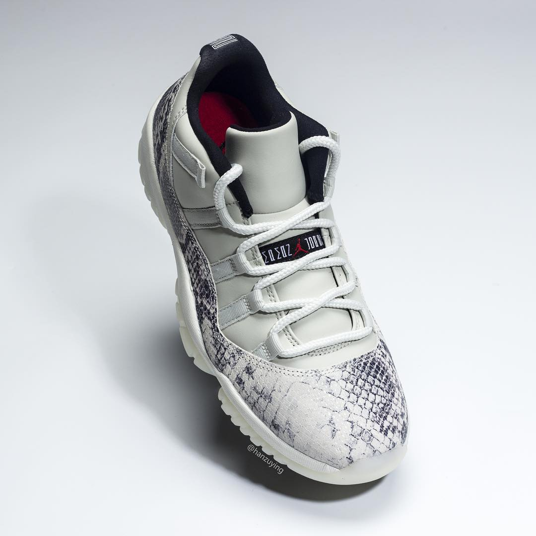 the latest 11082 a4913 The Air Jordan 11 Low