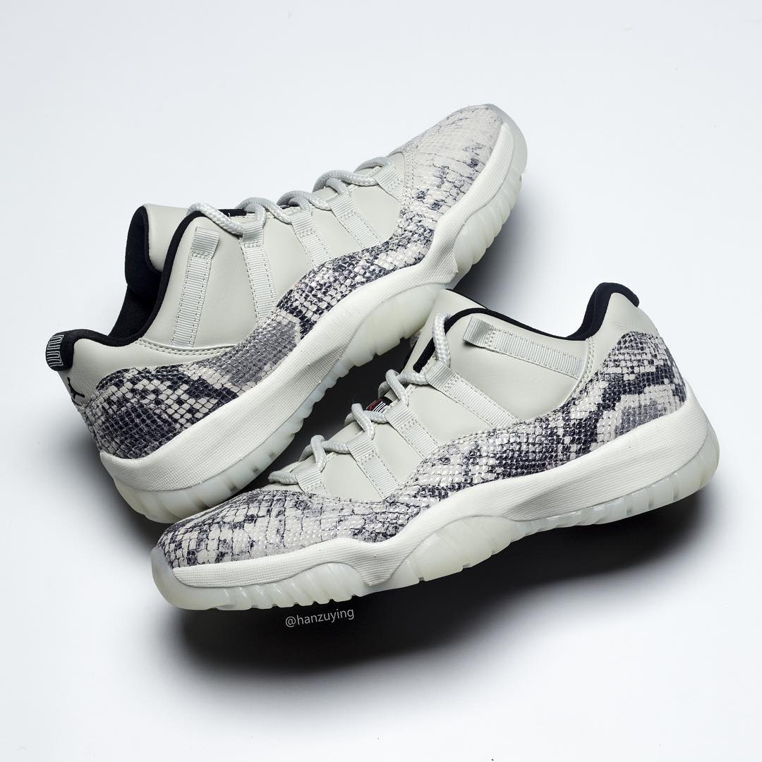 df8ebecda02 The Air Jordan 11 Low