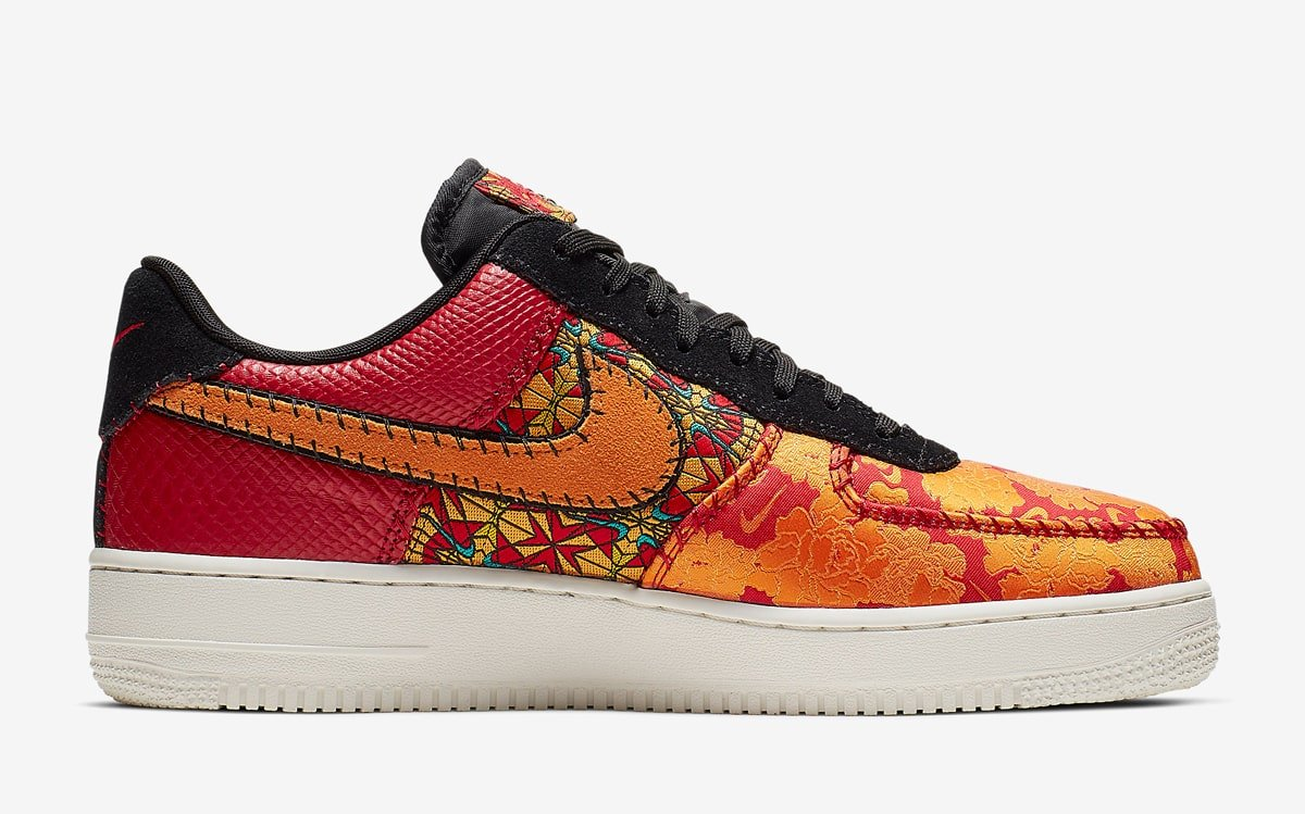 """d639b6919c3 Where to Buy Nike Air Force 1 Low """"Chinese New Year"""" Release Date"""