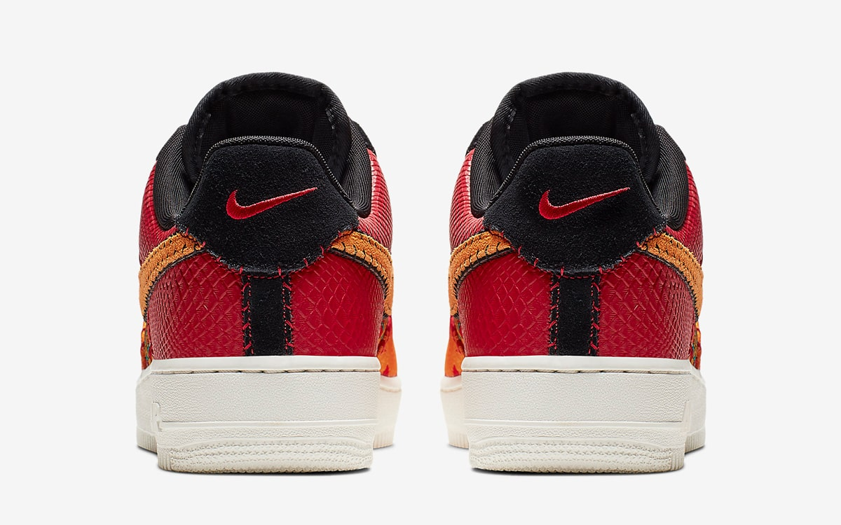 """Where to Buy Nike Air Force 1 Low """"Chinese New Year"""" Release Date"""