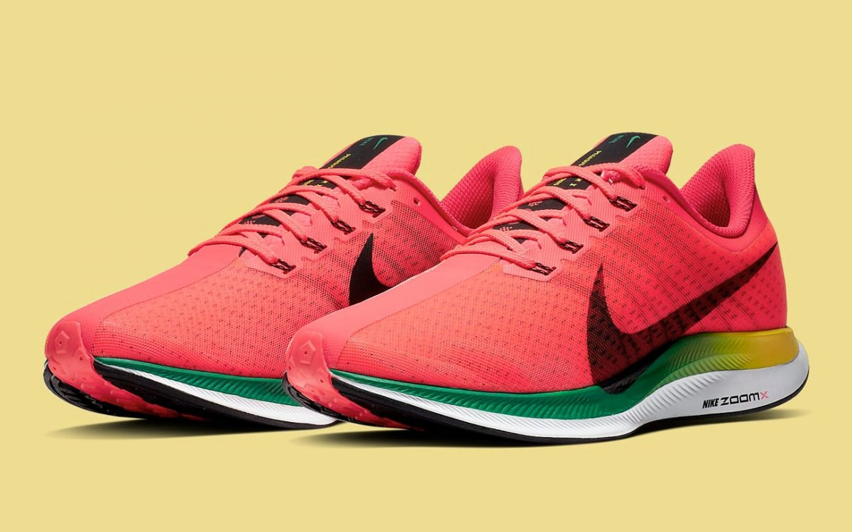 Available Now // Nike Adds Portuguese Flavor to The Zoom Pegasus 35 Turbo