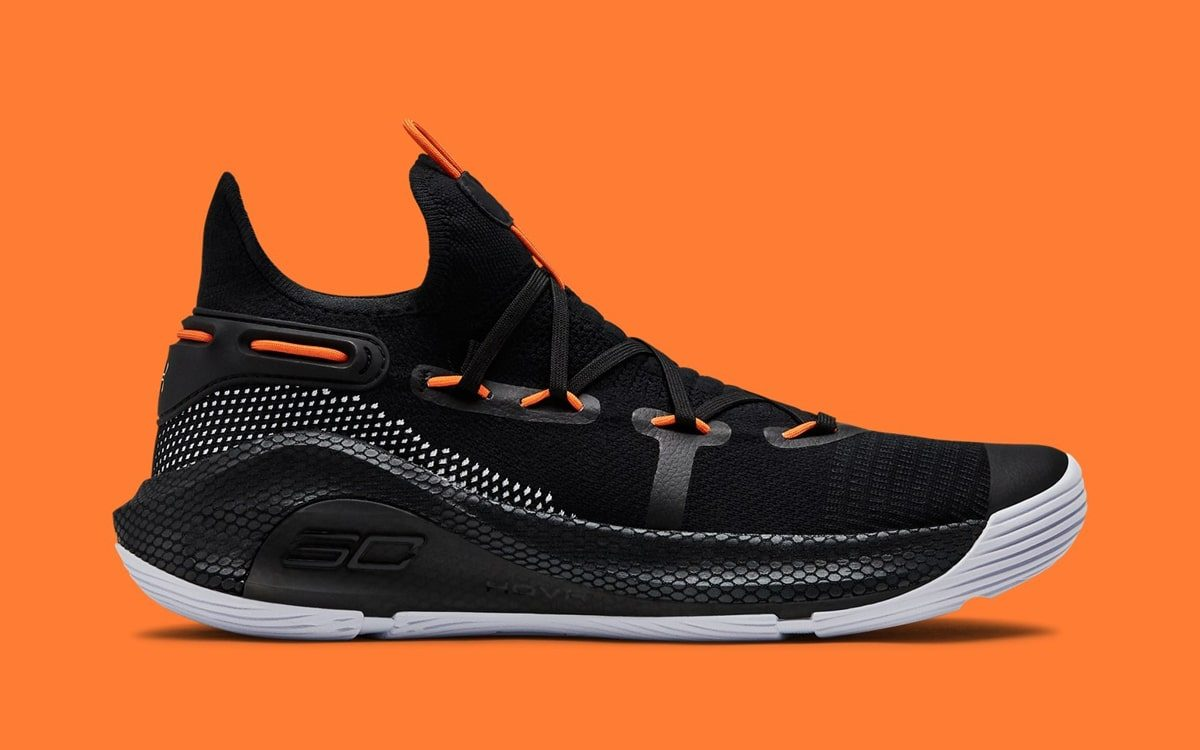 """Available Now // UA Curry 6 """"Oakland Sideshow"""""""
