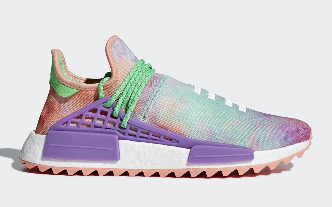 adidas to Restock a Heap of Pharrell NMD Hu's this Friday