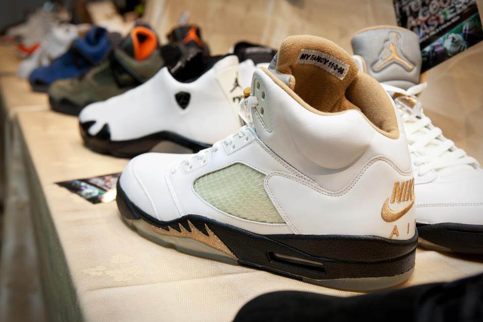 separation shoes 87b03 eae64 10 of the Best Unreleased Air Jordan 5 Samples Ever Made ...