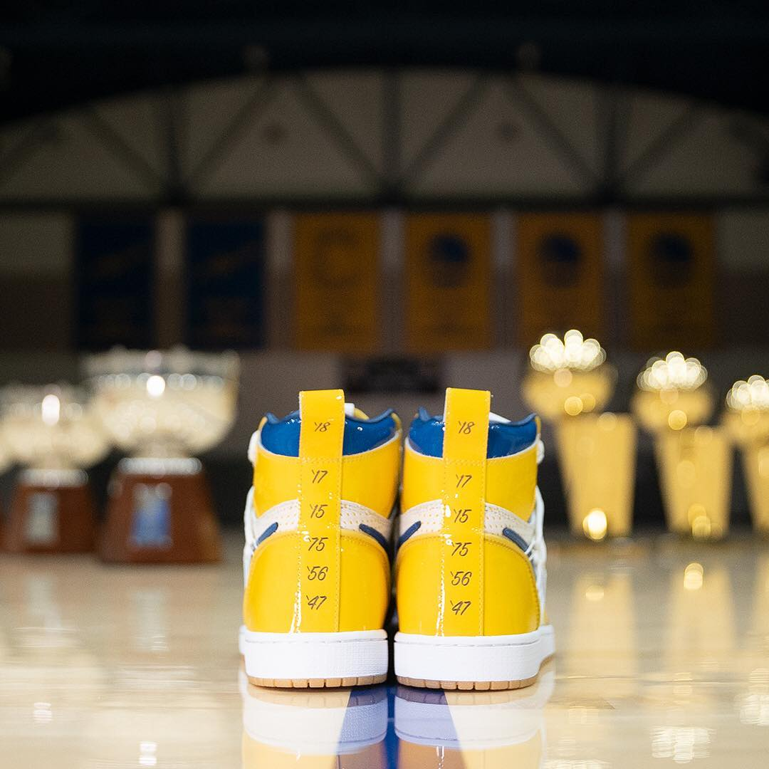 Golden State Warriors Unveil Limited