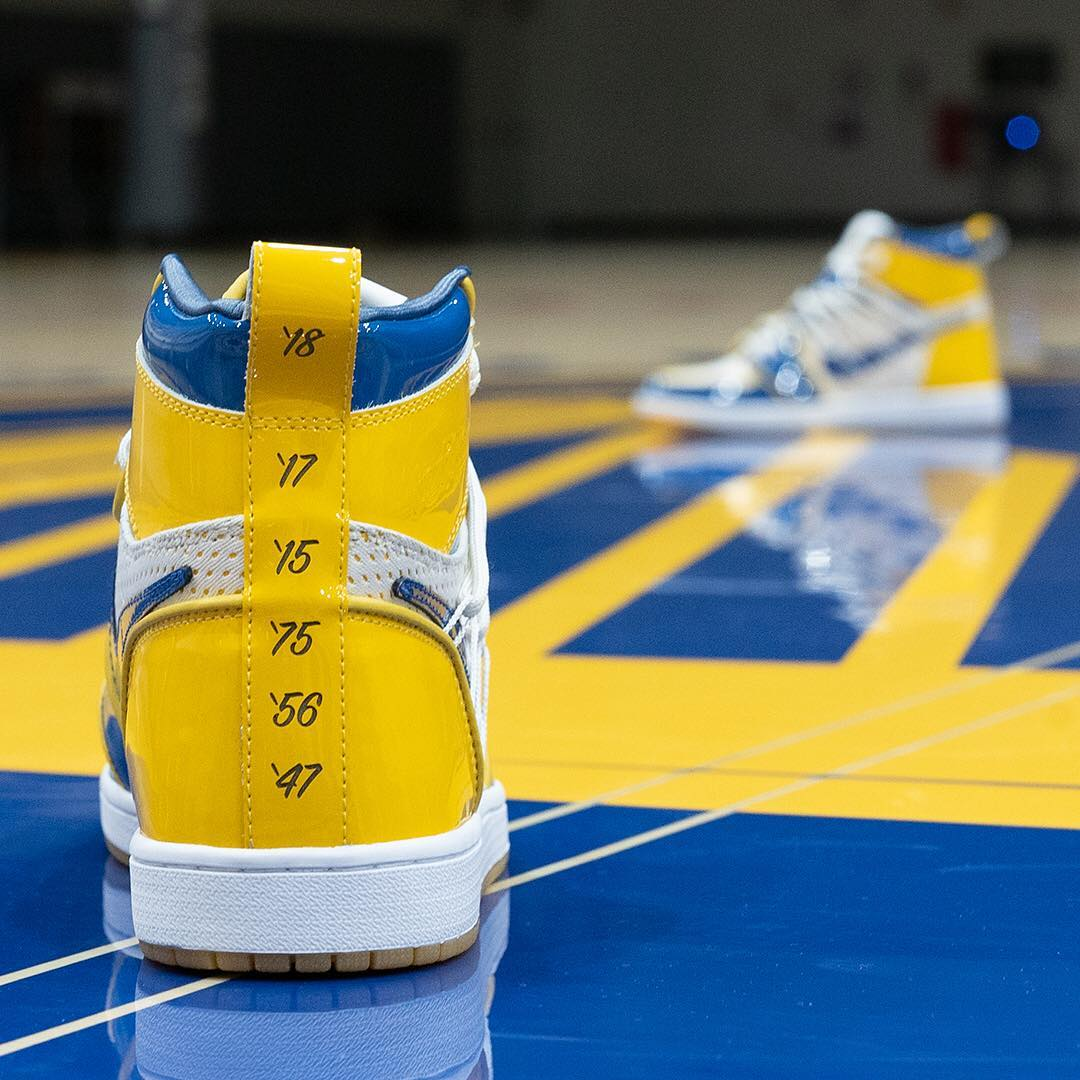 9c7e053a8c4 Golden State Warriors Unveil Limited-Edition