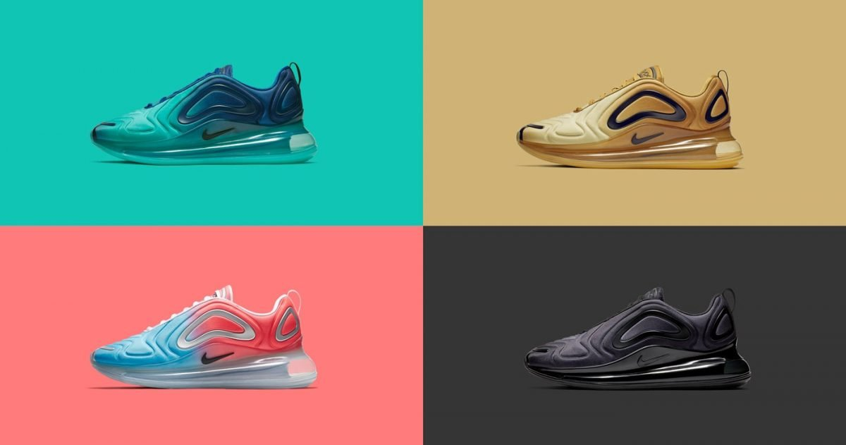 """Where to Buy Today's Nike Air Max 720 """"Nature Pack"""""""