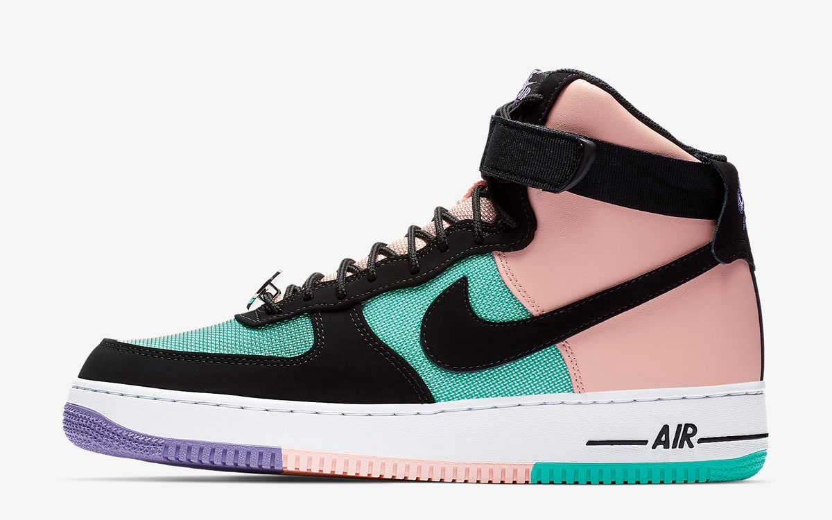 The Air Force 1 High Joins the \