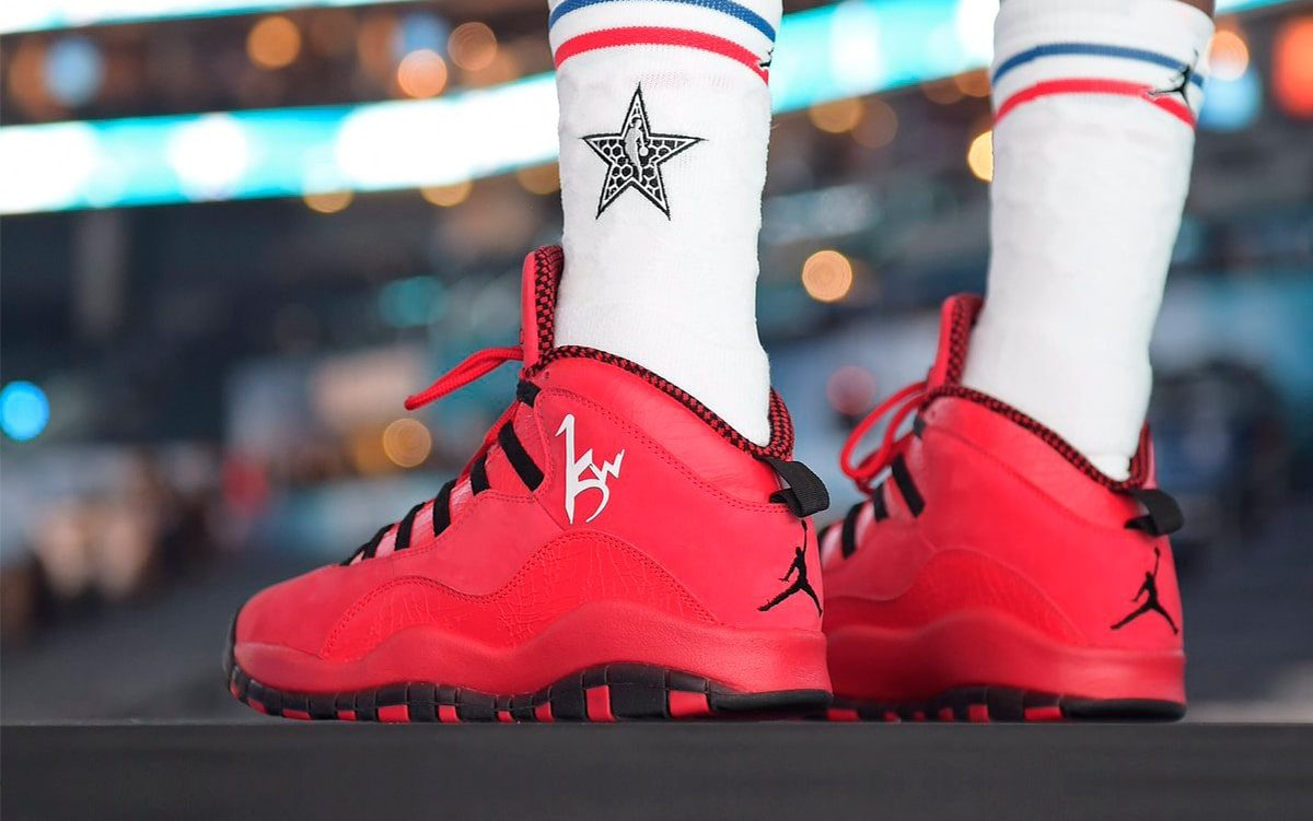Every On-Court Sneaker from the 2019 NBA All-Star Game