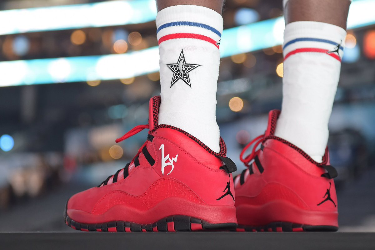 factory authentic 64420 ef047 Every On-Court Sneaker from the 2019 NBA All-Star Game ...