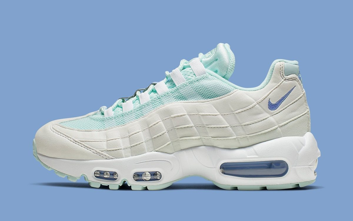 The Next 95 to Arrive with Teal and Blue Hues