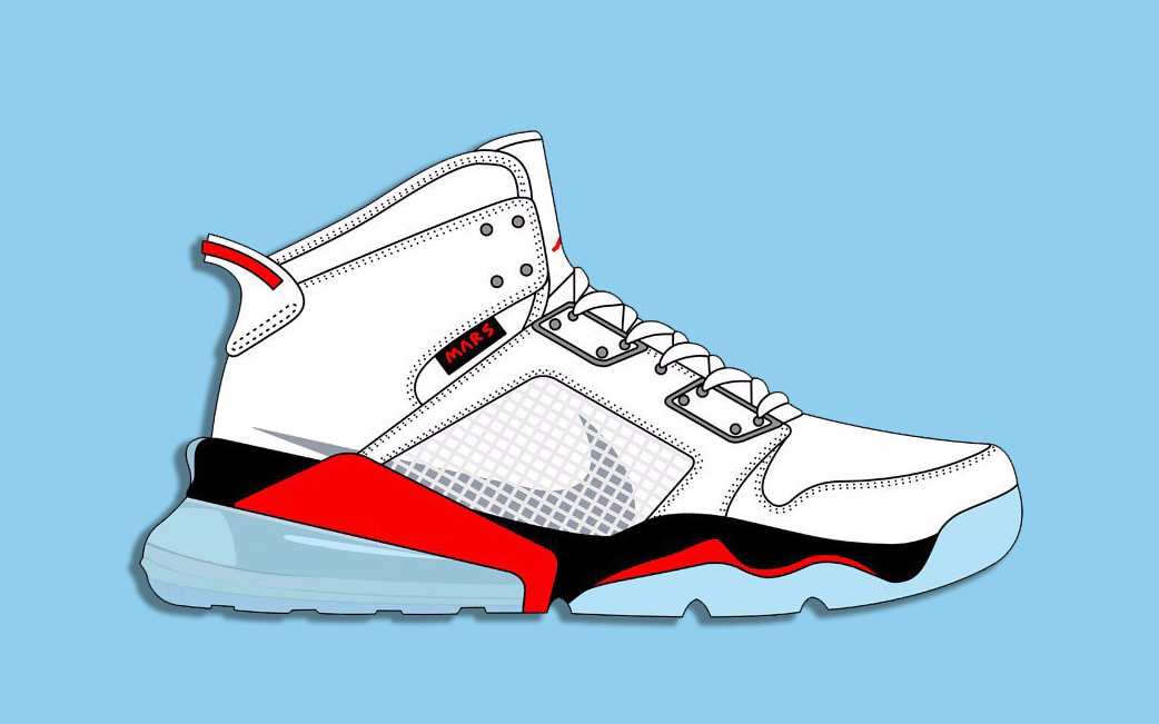 4e28b37e5bd First Looks at the Jordan Mars 270 Hybrid - HOUSE OF HEAT | Sneaker ...