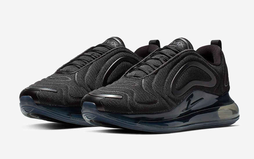 "A Second ""Triple Black"" Air Max 720 is on the Way!"