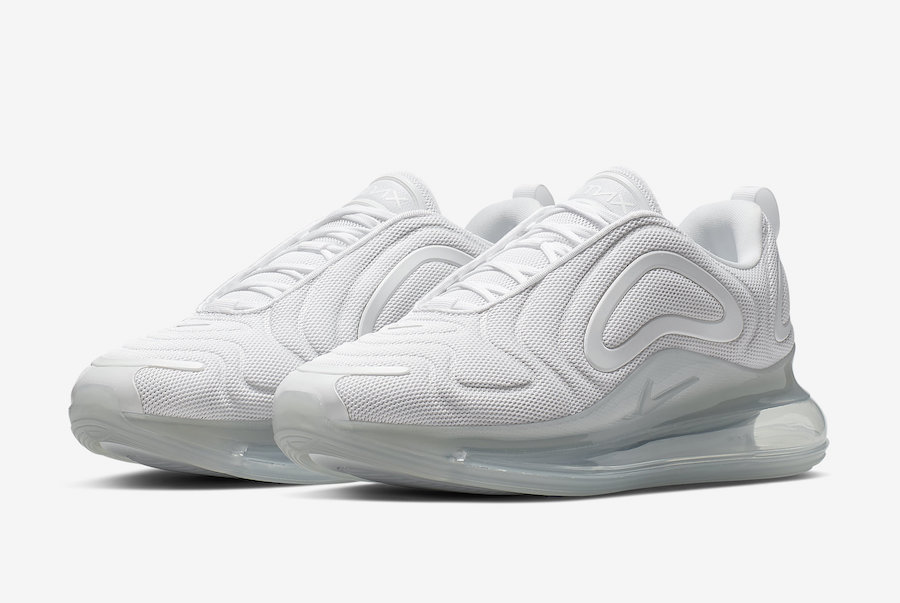 The Air Max 720 Arrives in Triple White - HOUSE OF HEAT ...