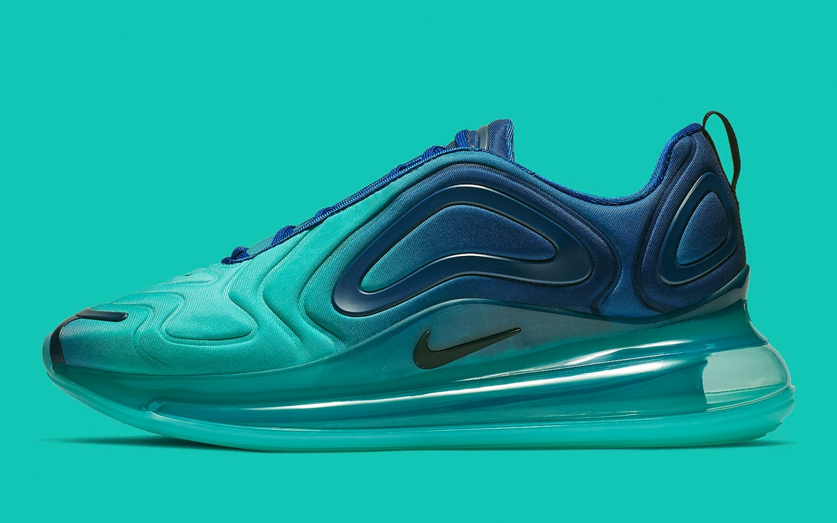 """Where to Buy Today's Nike Air Max 720 """"Nature Pack</p>                     </div>                     <!--bof Product URL -->                                         <!--eof Product URL -->                     <!--bof Quantity Discounts table -->                                         <!--eof Quantity Discounts table -->                 </div>                             </div>         </div>     </div>              </form>  <div style="""