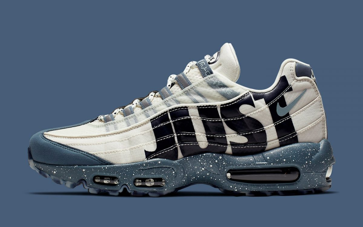 "Official Looks // Japanese-Exclusive ""Mt. Fuji"" Air Max 95"