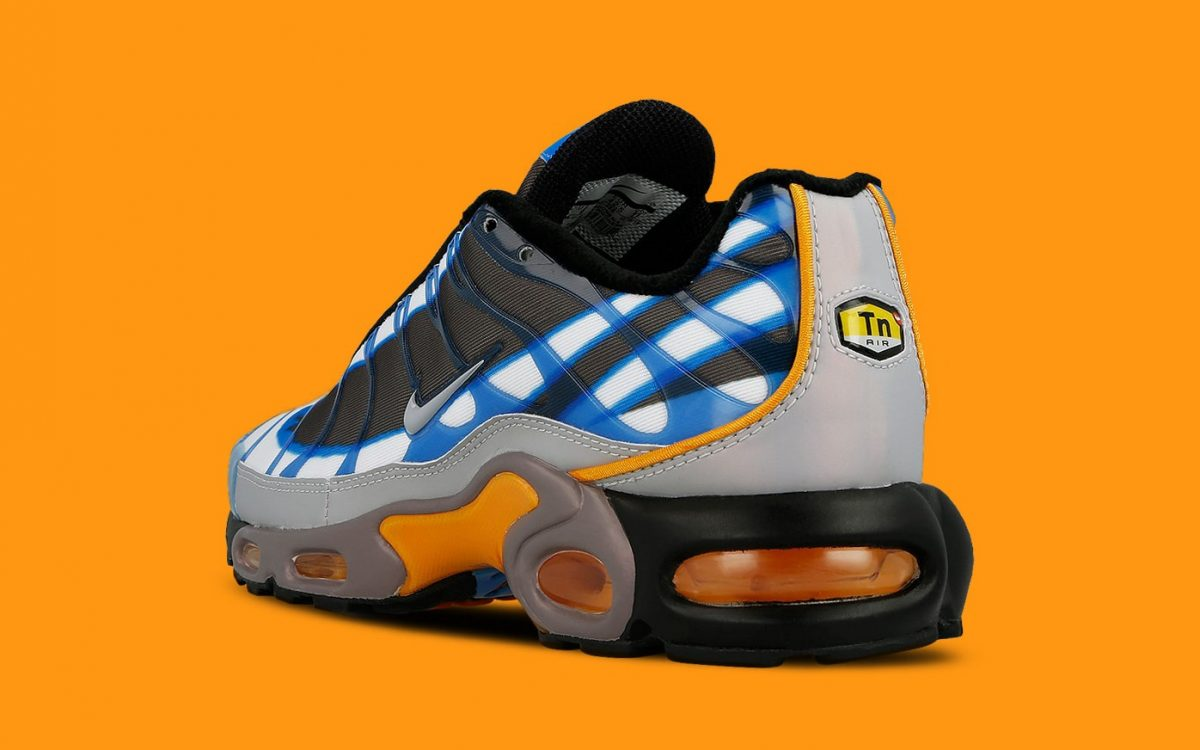 b40889d1f297 The Air Max Plus gets Draped in the Deluxe s