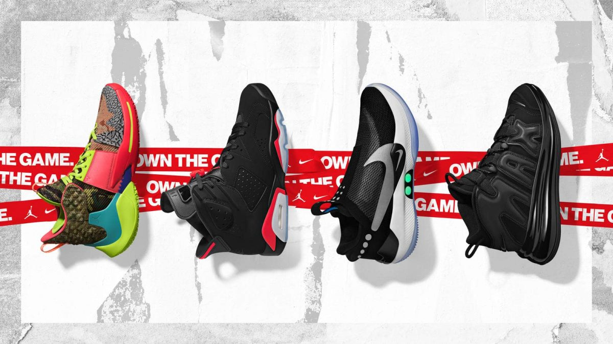 Nike and Jordan Brand Unveil their 2019 NBA All-Star Collections (and Where to Buy 'Em!)