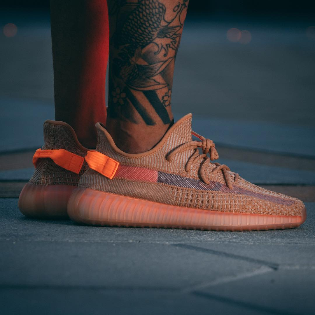 """Where to Buy the YEEZY 350 v2 """"Clay"""
